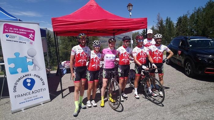 Team Couleurs Savoie