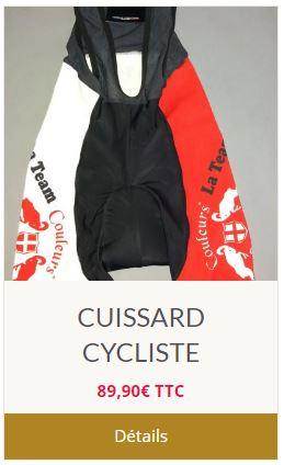 Cuissard cycliste