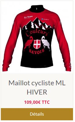 Maillot hiver