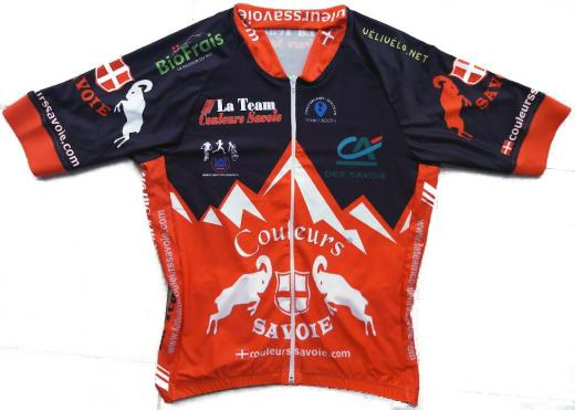 Maillot team racing fsgt 2021